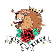King of Kings digital drawing