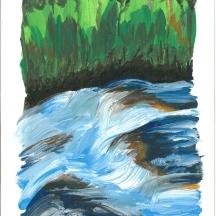 Manido Falls [SOLD]
